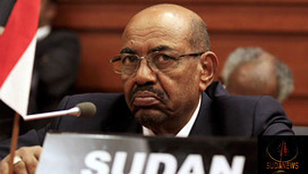 Omar al-Bashir at the African Union summit