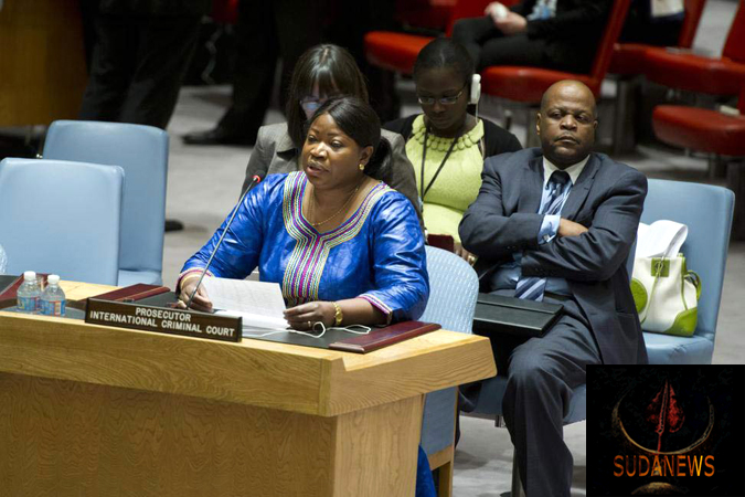 Prosecutor of the International Criminal Court Fatou Bensouda briefs the Security Council, on the situation in Darfur, Sudan. UN Photo/Eskinder Debebe