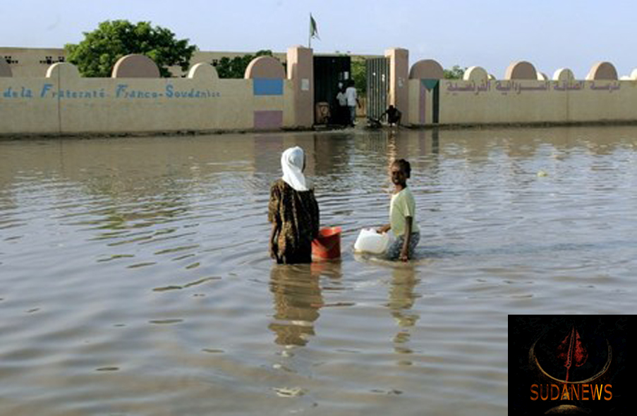 SUDAN-WEATHER-RAIN-FLOODS