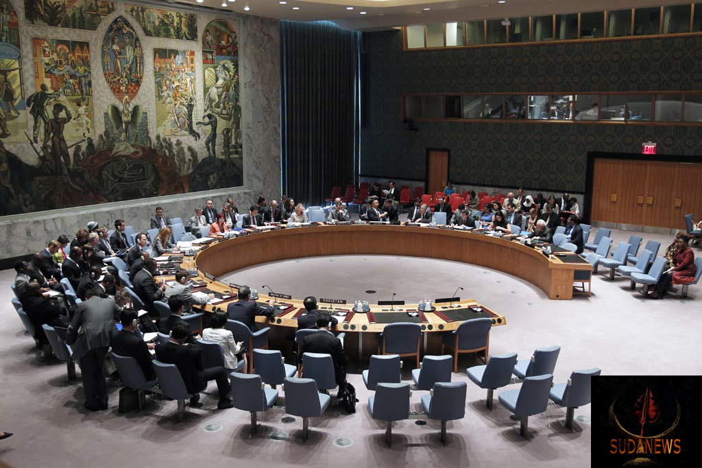 Wide view of the Security Council. UN Photo/JC McIlwaine