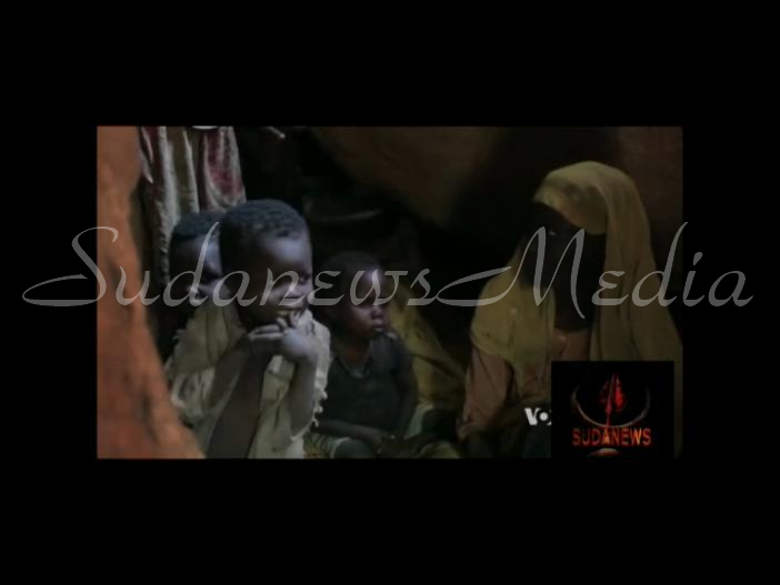 Nuba Mountain Families Hide in Caves to Escape Aerial Bombings