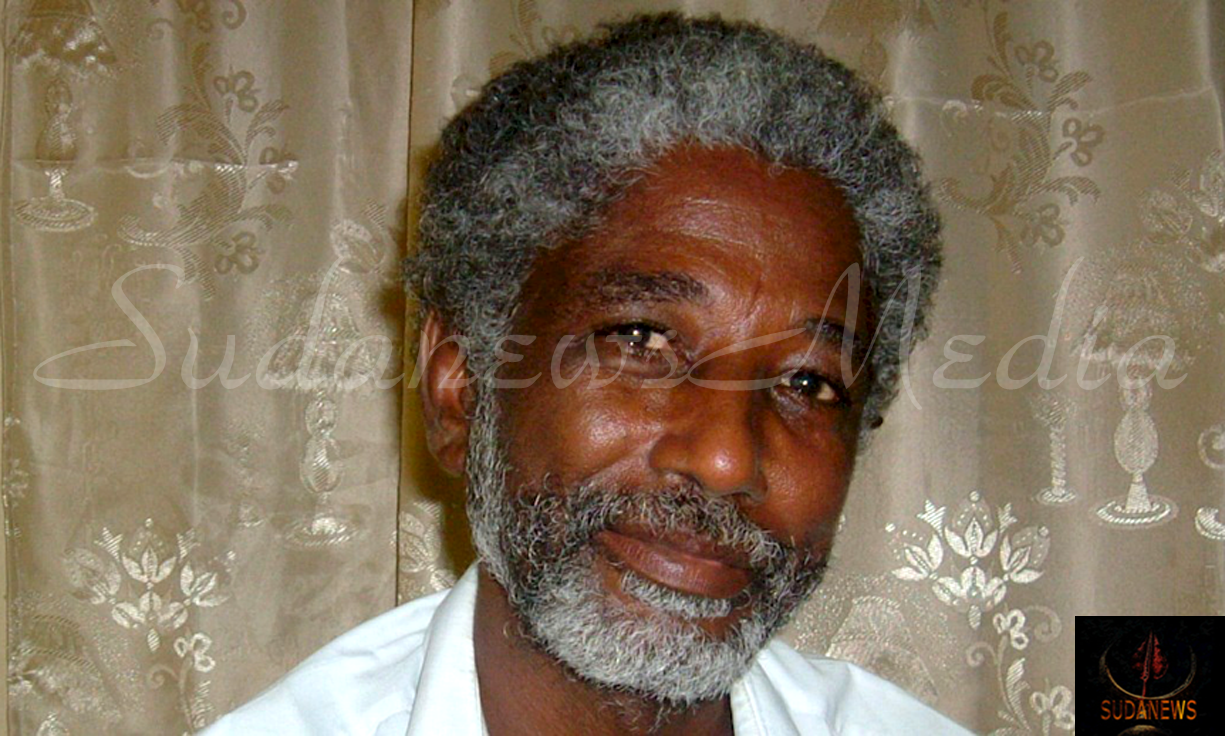 Dr Mudawi Ibrahim Adam - Human Rights Defender
